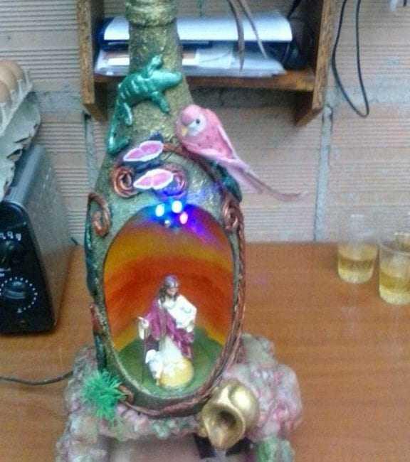 Fuentes decorativas