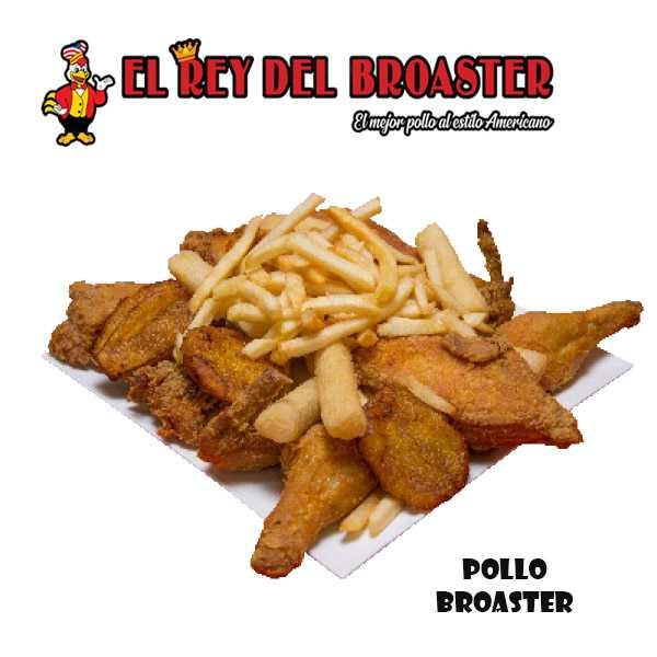 Restaurante en Madrid Cundinamarca - El Rey del Broaster - asaderos de pollo madrid cundinamarca