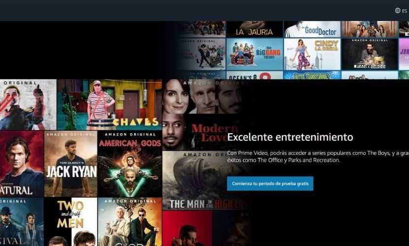 Amazon Prime Video Colombia 2021 - ¿Cuanto Cuesta? ¿Que Trae?, Comparacion con los demas servicios de streming, Costo amazon prime colombia
