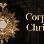 Este lunes 7 de junio de 2021 se celebrará el Octavo día festivo del añoEl Corpus Christi o Solemnidad del Cuerpo y la Sangre de Cristo